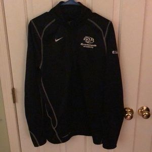 Adult Small Riverhounds Black Pullover